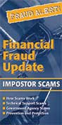 Financial Fraud Update: Impostor Scams