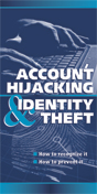 Account Hijacking &<br />Identity Theft