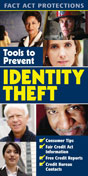 Tools to Prevent <br />Identity Theft